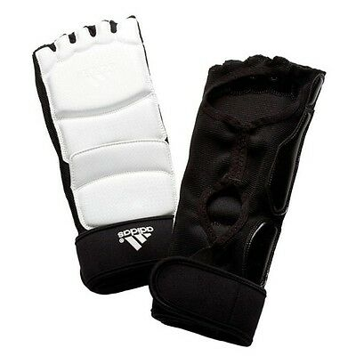 WTF Taekwondo Foot Protector Guard Karate MMA Pads Socks Sparring Gear Medium