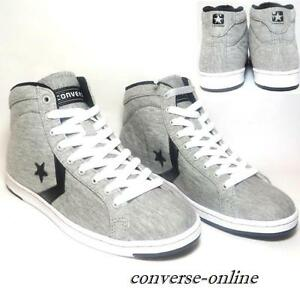e88783c8101f Women s CONVERSE All Star GREY LADY PRO HIGH TOP Trainers Boots SIZE ...