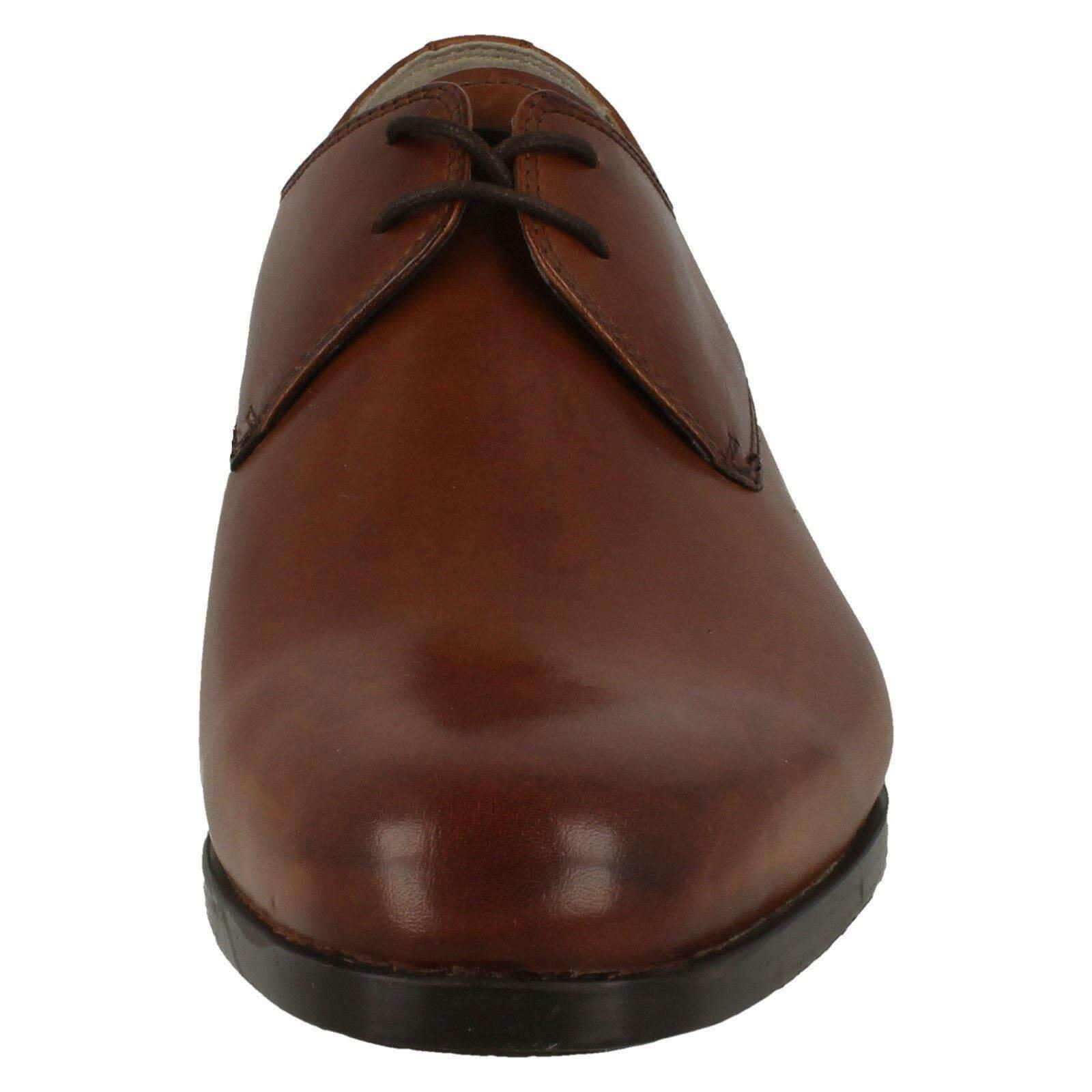 Clarks Amieson Lace Walk  Uomo Leder Lace Amieson Up Schuhe 72c2fe