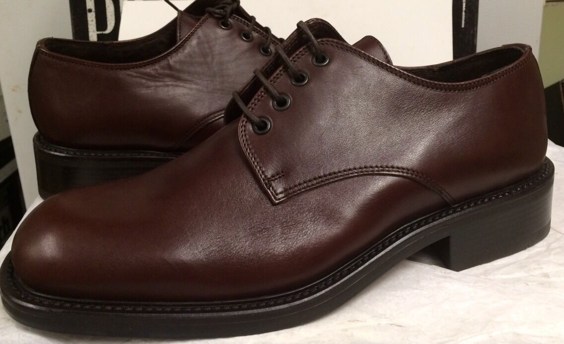Made in  Men's 311031 Brown 4 Eye  Oxford Dress shoes  Size 11 D New