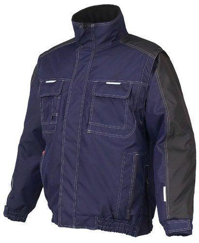 Giacca Inverno maniche staccabili poliestere giacca lavoro pilot Orion XXL