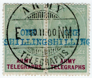 I-B-BOB-QV-Telegraphs-Army-Telegraphs-1-on-5-Enslin-Boer-War