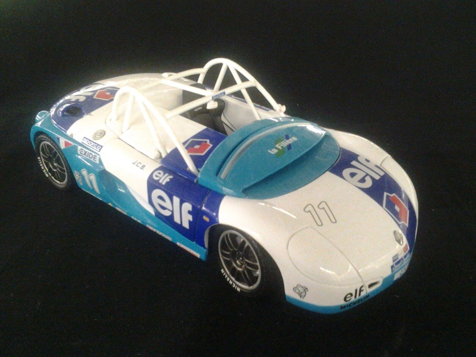 marca en liquidación de venta Anson Elf Renault Sport Spyder Spyder Spyder 1 18  11 Jean-Christophe Boullion (FRA) (MCC)  suministramos lo mejor