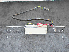 1968 1969 1970 1971 Thunderbird Lincoln Mark III ORIG DASH MAP COURTESY LIGHT