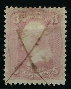 64-3-CENT-PINK-WITH-CERTIFICATE-SCOTT-600-00