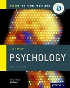 ib diploma program psychology by alexey popov lee parker jette rh ebay com Introduction to Psychology Exams Psychology Exam Guide