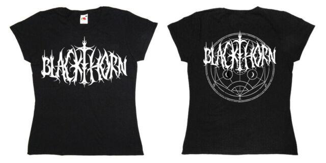 Blackthorn Women's t-shirt, dimmu borgir, cradle of filth, lacuna coil,tristania