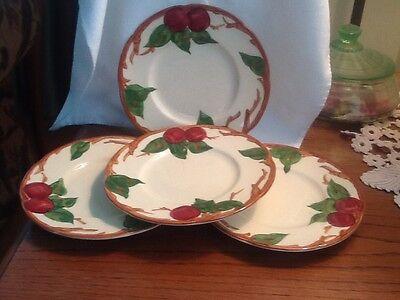 "Franciscan China Desert Rose Pattern Bread /& Butter Plate 6-1//4/"" USA"