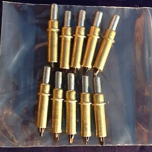Temporary Fasteners Kit (CLECO/ SKIN PINS). Pack Of 10, 3/16 fasteners.