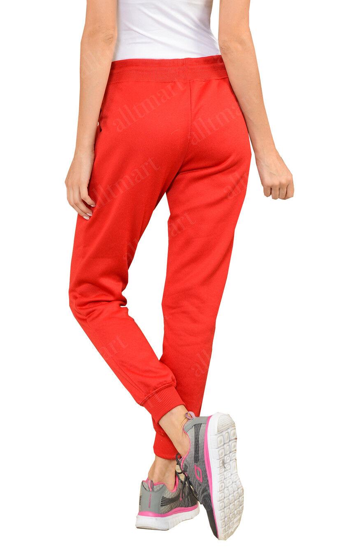 reebok women's polar fleece striped jogger pants