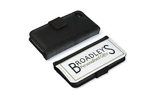 I-Phone-4-or-4S-personalised-black-wallet-case-for-apple