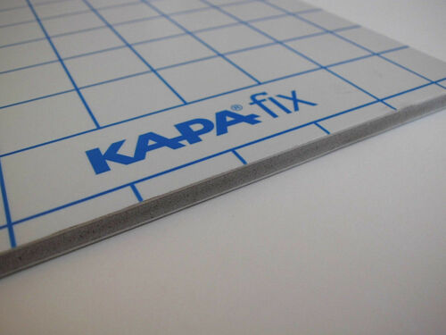 Kapa Fix 5mm einseitig selbstklebend