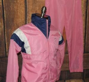 pink nike jogging suit womens