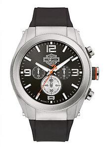Harley-Davidson-Watch-Mens-Chronograph-76B176