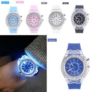 Fashion-Women-Men-Wristwatch-Sport-Waterproof-LED-Backlight-Crystal-Quartz-Watch