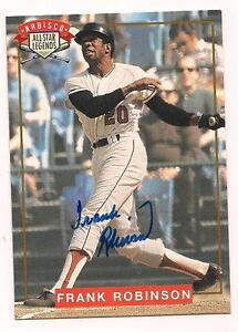 1994-Nabisco-All-Star-HOF-Auto-Frank-Robinson-Baltimore-Orioles