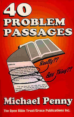 40 Problem Passages, Michael Penny, Good Condition Book, ISBN 0947778829