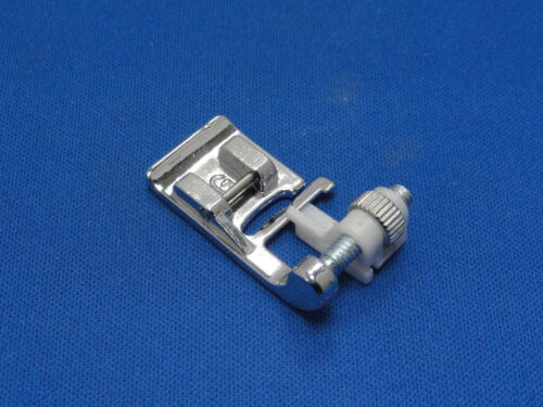 UNIVERSAL FITTING WIL DOMESTIC SEWING MACHINE BLIND HEM FOOT GENERIC PART G