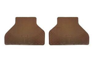 BMW-X3-E83-all-weather-rubber-floor-mats-REAR-Beige-82110305177
