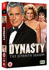 1 of 1 - Dynasty - Series 7 (DVD, 2012, 7-Disc Set, Box-Set)