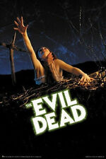 THE EVIL DEAD - CLASSIC 1981 MOVIE POSTER - 24x36 RAIMI CAMPBELL HORROR 3160