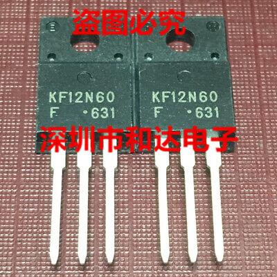 10 x SVF12N60F Transistor TO-220F 600V 12A