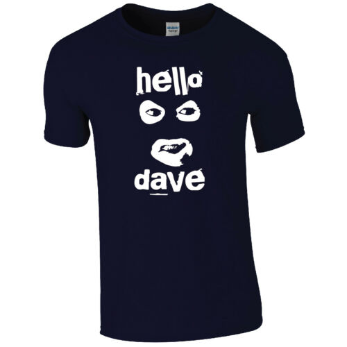 League of Gentlemen Papa Lazarou Funny Creepy Halloween Hello Dave T-Shirt