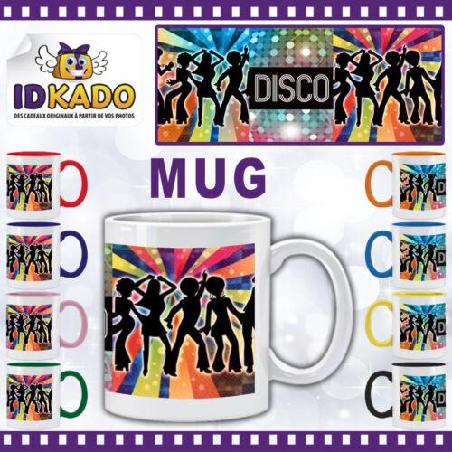 tasse réf: MB-309 personnalisé DISCO Mug
