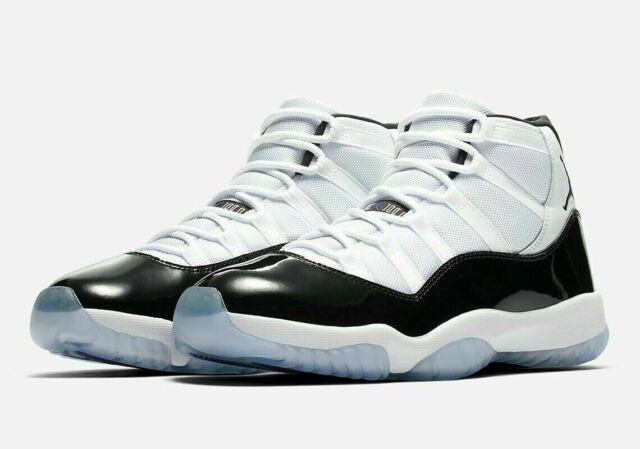 Nike 378037-100 Men's Jordan Retro 11in. Concord Size 8.5 ...