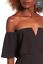 spalline Leith Nero Extra spalle senza Xl con scoperte Tuta Taglia Large fExwq7df