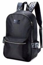 Item 6 Brand New 100 Genuine Versace Black Backpack Rucksack Gym Weekend Travel Bag