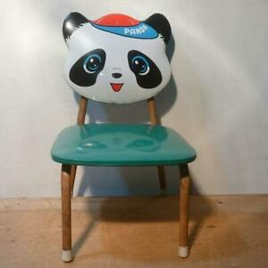 Admirable Details About Panda Mini Chair Decor Home Japan Vintage Kids Child Children Rare Retro 70S Gmtry Best Dining Table And Chair Ideas Images Gmtryco