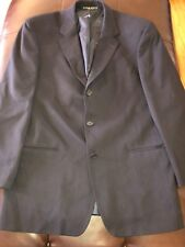 Austin Reed Westminster Mens Dark Navy Single Breasted Suit Blazer Jacket 42r For Sale Online Ebay