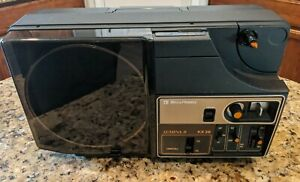 Vintage-Bell-amp-Howell-Lumina-II-KX-36-8mm-Super-8-Movie-Motion-Pic-Projector