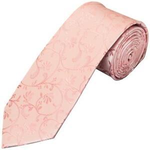 Geschickt Rose Gold Floral Classic Men's Tie Regular Tie Normal Tie Neck Tie Wedding Tie Sonstige