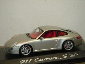 Porsche-911-997-Carrera-S-Minichamps-1-43-in-Box-37446
