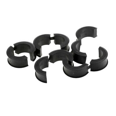5 Pairs 31.8mm to 25.4//22.2mm Bike Handlebar Extensions Mount Extender Clamp