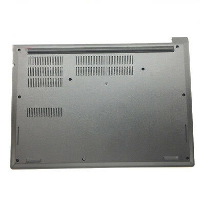 Compatible Replacement for Lenovo Thinkpad E480 Lower Bottom Base Case Cover Black AP166000500 01LW161