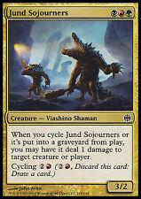 Jund Sojourners X4 EX/NM Alara Reborn MTG Magic Cards Gold Common