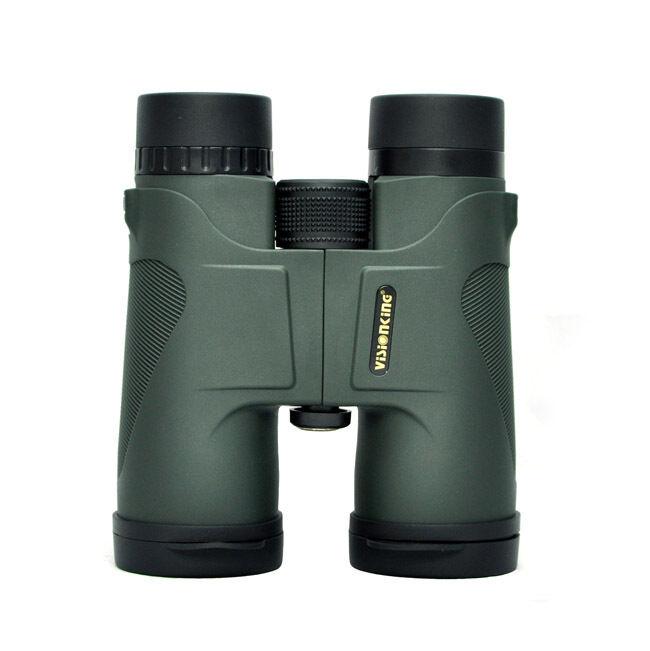 Visionking 10x42 bak4 Green Hunting Outdoor Roof  Binoculars, Ideal Gift 4 You