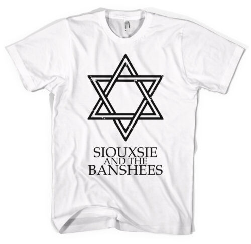 Siouxsie and the Banshees Unisex T shirt All Sizes Colours