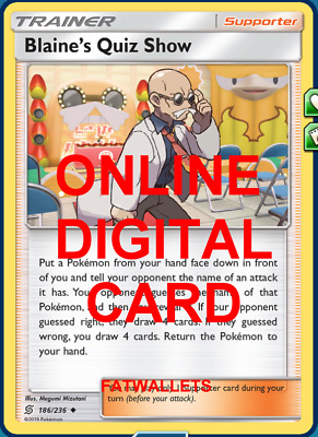 Pokemon Weakness Guard Energy Playset 213//236 x4 Unified Minds