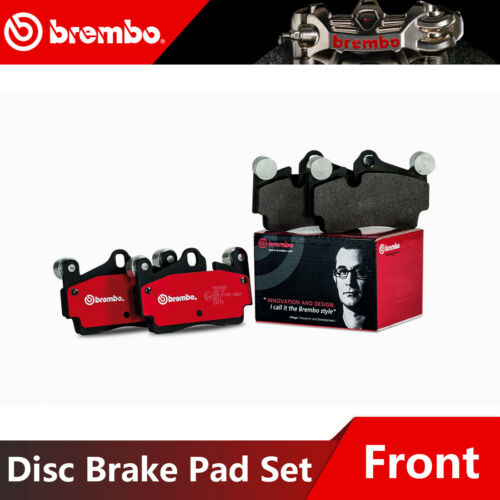 Brembo Front Ceramic Brake Pads For 2008-2013 BMW 135i High Performance
