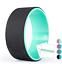 """Yoga Wheel 13 Inch Green 13/"""" Back Roller Durable Chirp Plexus Dharma For Poses"""