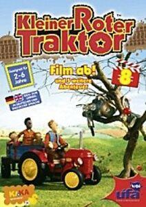 Piccolo-Trattore-Rosso-034-8-film-a-partire-da-034-DVD-NUOVO