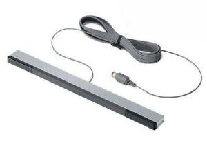 Wii-original-barra-de-sensor-sensor-bar-inalambrica-rvl-014-Nintendo