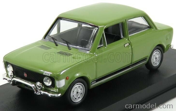 Rio-models 4564 scala 1 43 fiat 128 rally 1971 Grün