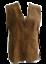 Indexbild 1 - Damen-Trachten-Leder-Weste-Gilet-braun-Stickerei-Gr-40-42-44-50-NEU