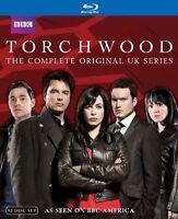 - Torchwood: The Complete Original Uk Series [blu-ray]
