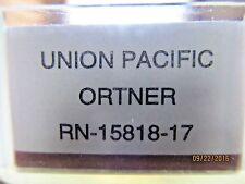 JTC - Ortner Rapid Discharge 5-Bay Hopper (Union Pacific)
